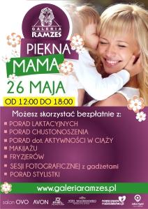 dzień matki plakat